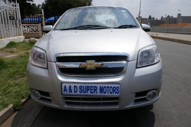 Used Chevrolet Aveo 1 6 Ls 5dr A T For Sale In Gauteng