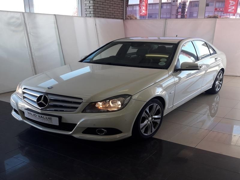 Used Mercedes Benz C Class C200 Cdi Avantgarde A T For