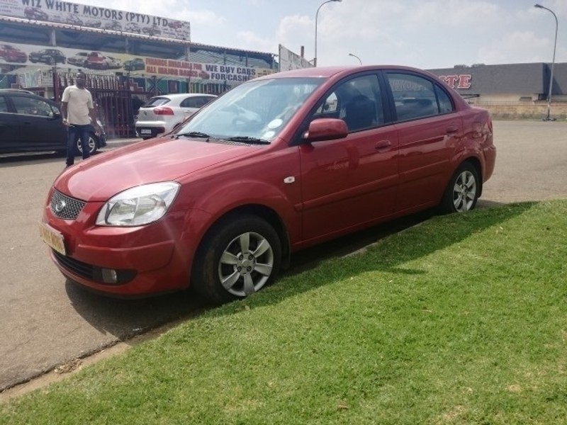 used kia rio 1 4 5dr for sale in gauteng id 3180139. Black Bedroom Furniture Sets. Home Design Ideas