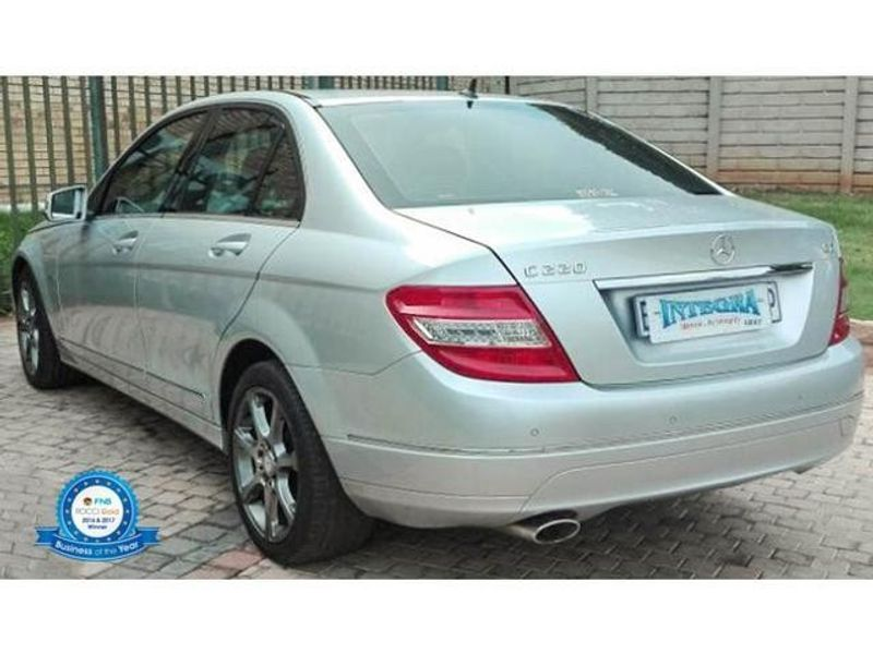 Used Mercedes Benz C Class C220 Cdi Be Avantgarde A T For