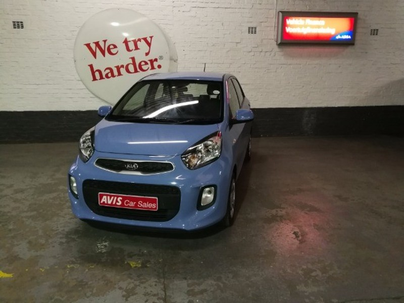 used kia picanto 1 0 lx for sale in western cape id 3180209. Black Bedroom Furniture Sets. Home Design Ideas