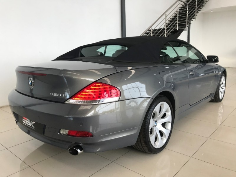 used bmw 6 series 650i convertible a t e64 for sale in gauteng id 3180273. Black Bedroom Furniture Sets. Home Design Ideas