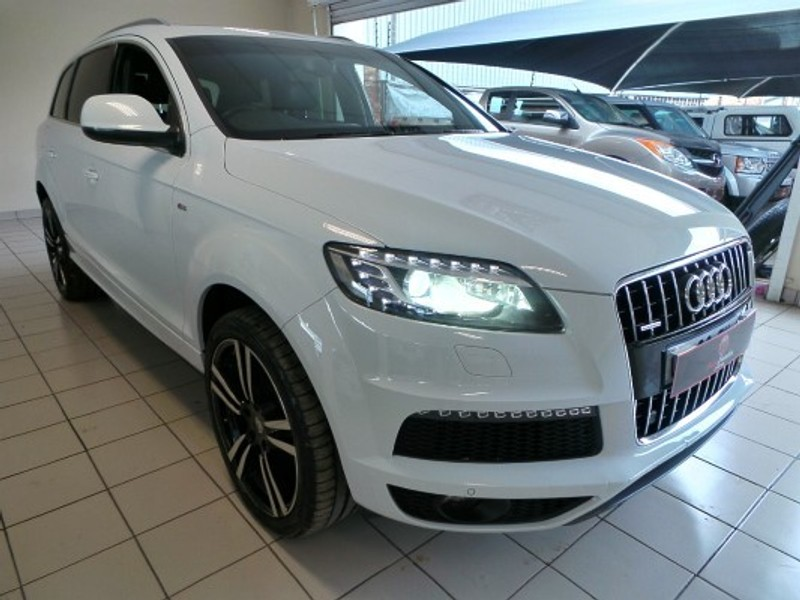 Used audi q7 for sale in gauteng 12