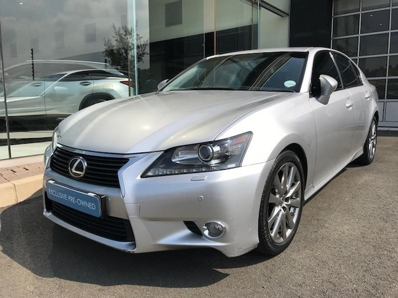 used lexus gs 350 ex a t for sale in gauteng id 3181579. Black Bedroom Furniture Sets. Home Design Ideas