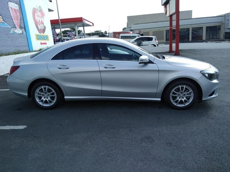 Used Mercedes Benz Cla Class Cla200 Auto For Sale In