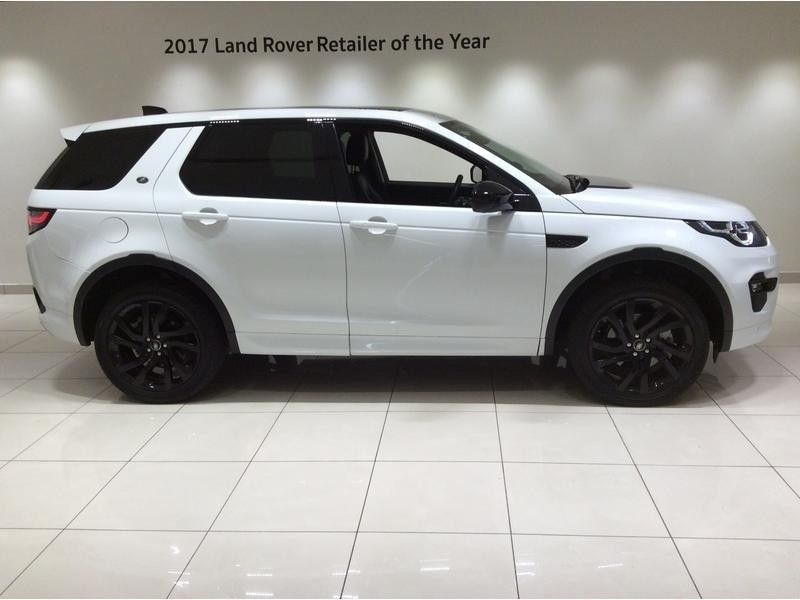 used land rover discovery 2017 discovery sport td4 hse lux. Black Bedroom Furniture Sets. Home Design Ideas