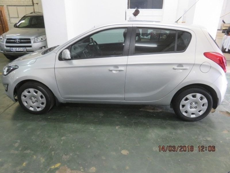 Used hyundai i20 1 4 a t for sale in gauteng for Garage hyundai 78