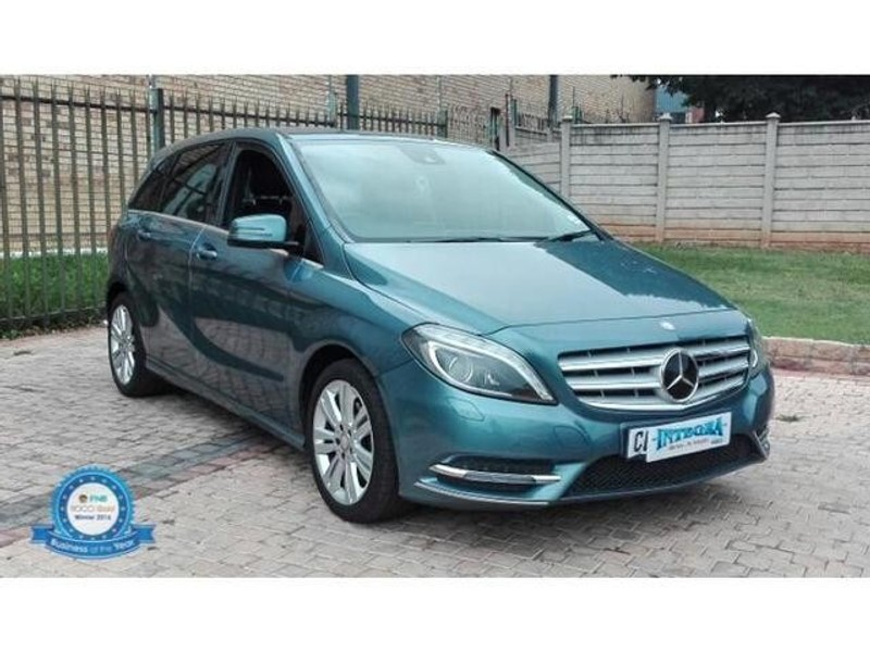 used mercedes benz b class b 200 turbo for sale in gauteng id 3184093. Black Bedroom Furniture Sets. Home Design Ideas