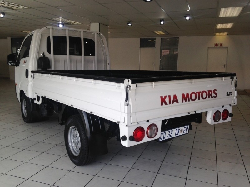 Used Kia K2700 2012 Workhorse For Sale In Gauteng Cars