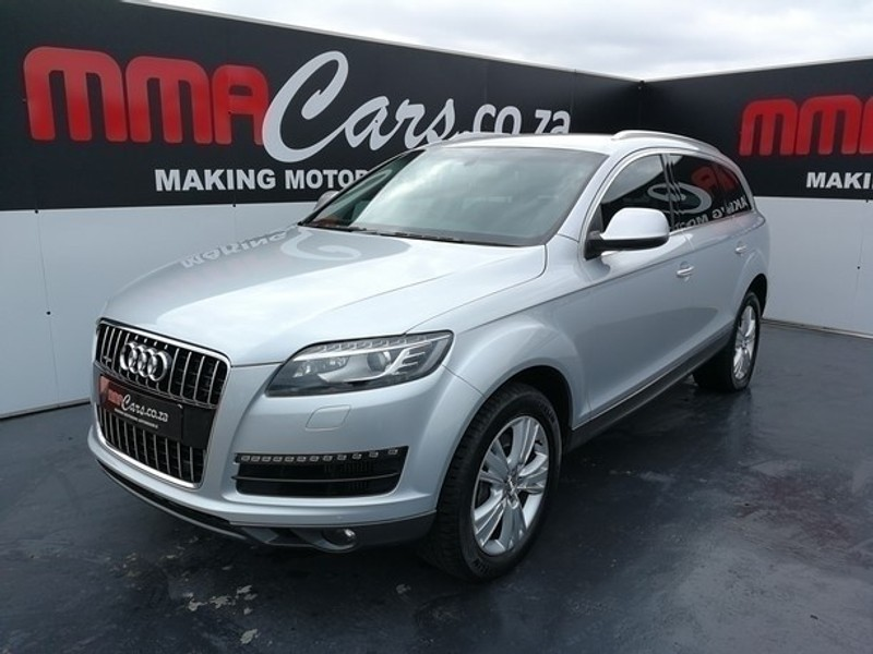 used audi q5 3 0 v6 tdi multi tronic for sale in kwazulu natal id 3184957. Black Bedroom Furniture Sets. Home Design Ideas