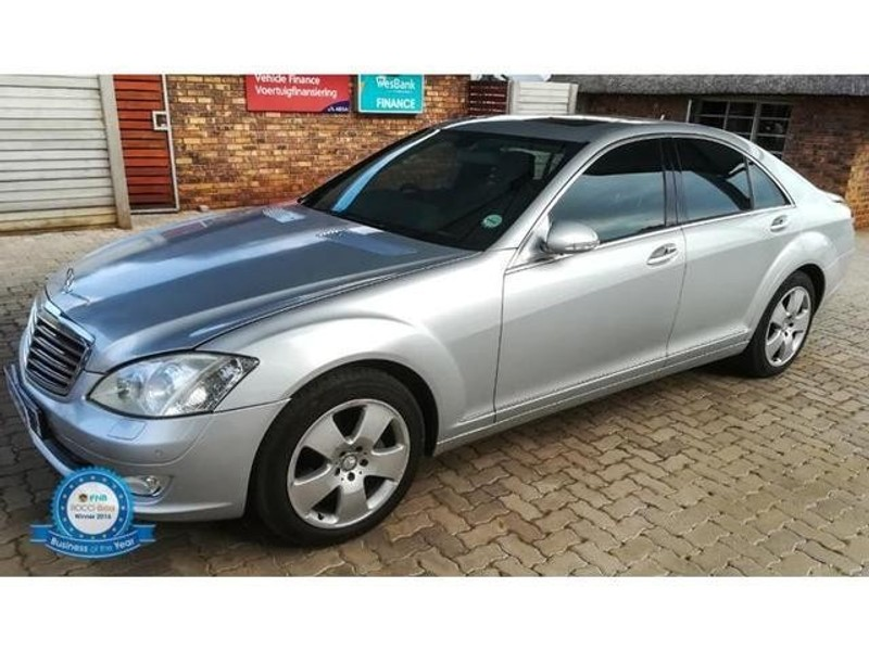 Used mercedes benz s class s 350 for sale in gauteng for 2007 mercedes benz s550 for sale