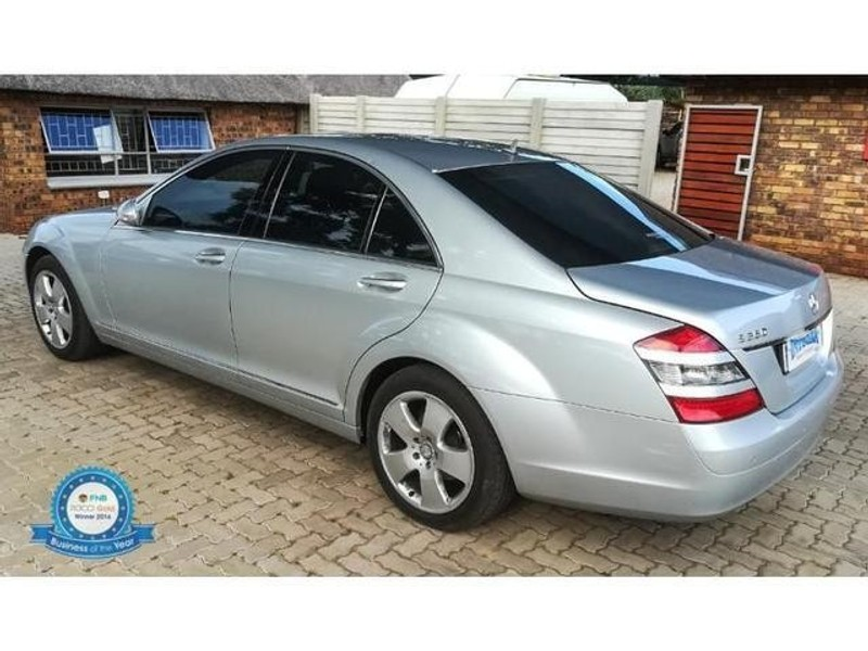 Used mercedes benz s class s 350 for sale in gauteng for Used s550 mercedes benz for sale