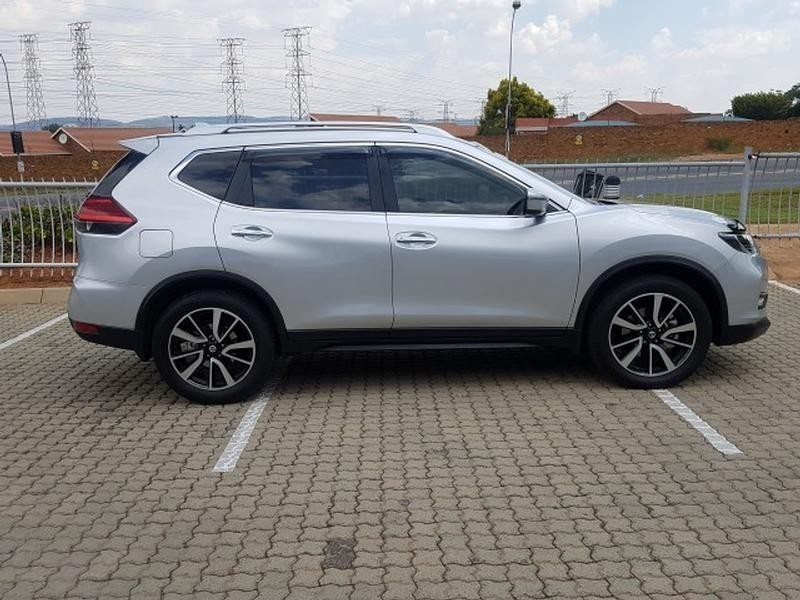 used nissan x trail 2 5 acenta plus 4x4 cvt 7s for sale in gauteng id 3187017. Black Bedroom Furniture Sets. Home Design Ideas