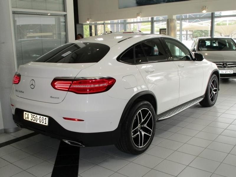 used mercedes benz glc coupe 220d amg for sale in western cape id 3187039. Black Bedroom Furniture Sets. Home Design Ideas