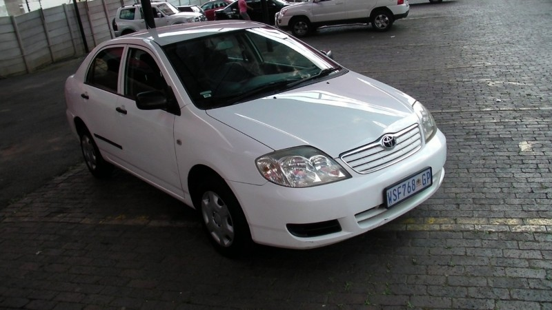 used toyota corolla 140i gle for sale in gauteng id 3187793. Black Bedroom Furniture Sets. Home Design Ideas