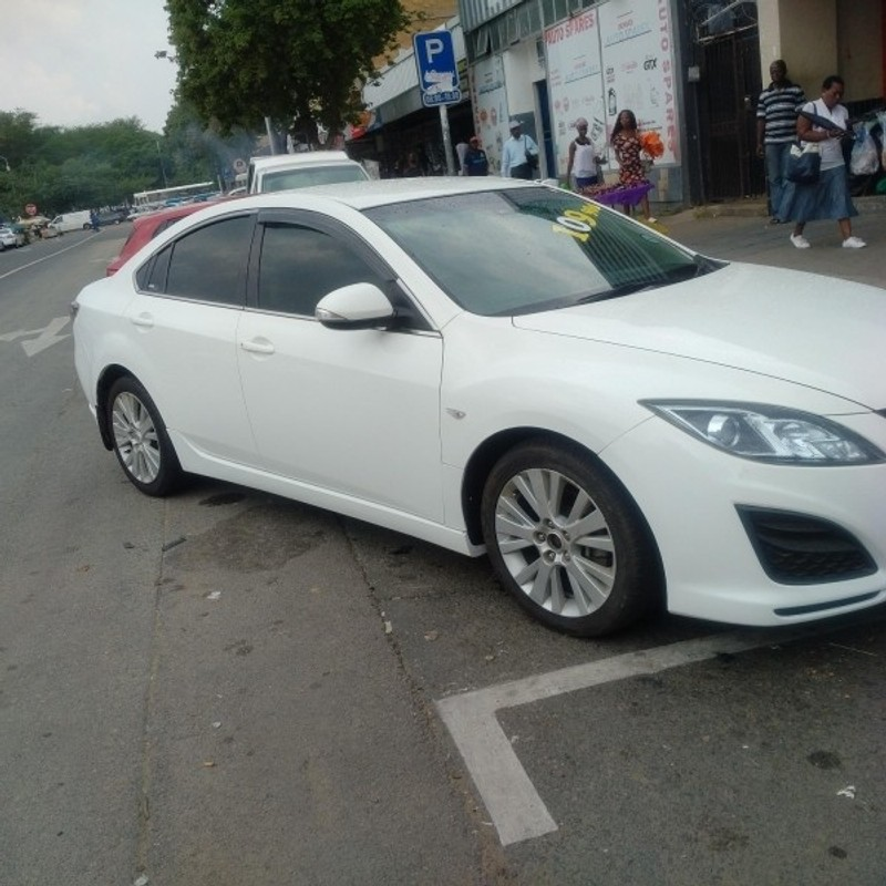 Mazda 06 For Sale: Used Mazda 6 2.0 Active For Sale In Gauteng
