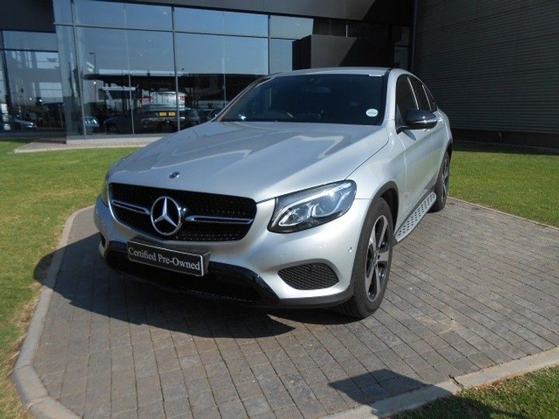 used mercedes benz glc coupe 220d for sale in gauteng id 3189053. Black Bedroom Furniture Sets. Home Design Ideas