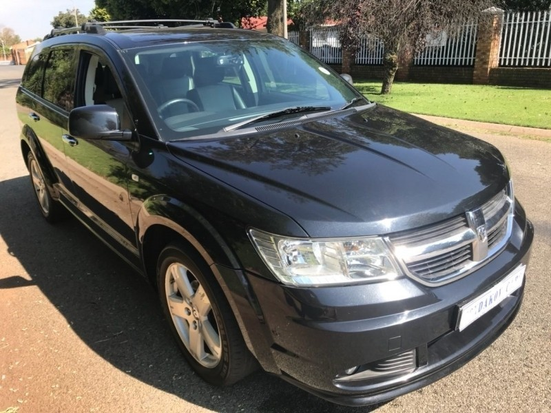 used dodge journey 2 0 crd rt a t for sale in gauteng id 3189233. Black Bedroom Furniture Sets. Home Design Ideas