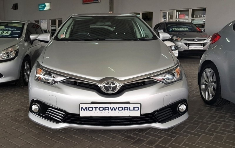 Used Toyota Auris 1 6 Xs For Sale In Western Cape Cars