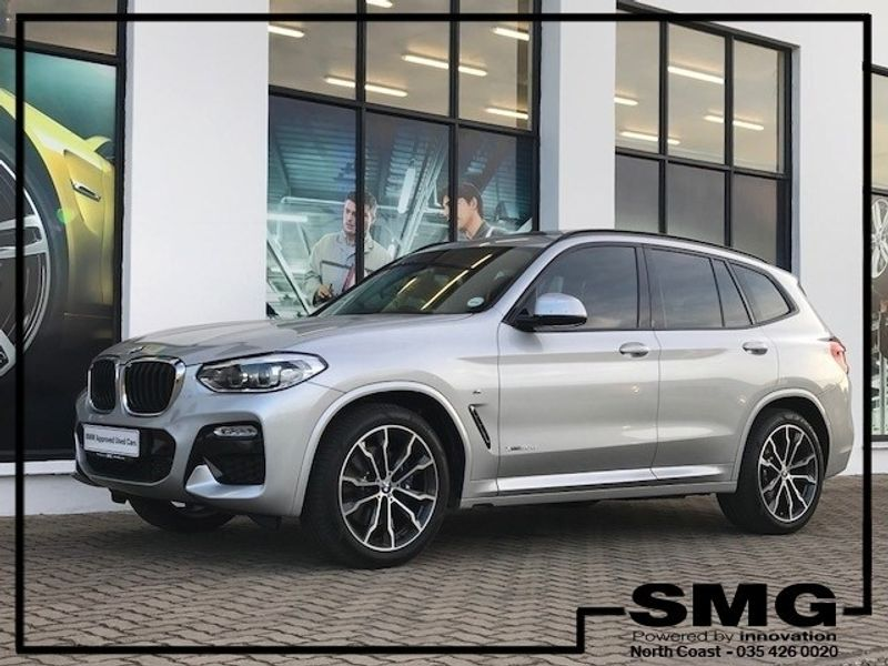 used bmw x3 xdrive 30d m sport g01 for sale in kwazulu natal id 3189393. Black Bedroom Furniture Sets. Home Design Ideas