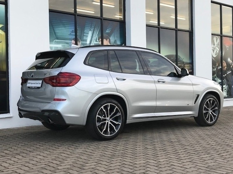 used bmw x3 xdrive 30d m sport g01 for sale in kwazulu. Black Bedroom Furniture Sets. Home Design Ideas