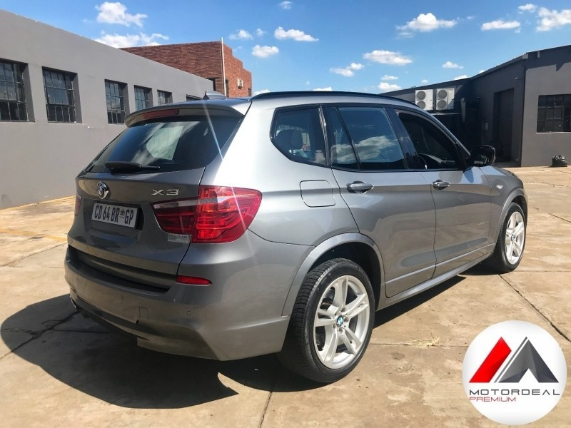 used bmw x3 xdrive 30d m sport auto for sale in gauteng id 3190007. Black Bedroom Furniture Sets. Home Design Ideas