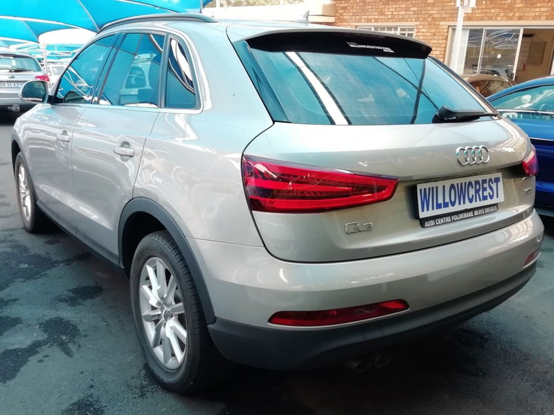 used audi q3 2 0 tdi 103kw for sale in gauteng id 3190523. Black Bedroom Furniture Sets. Home Design Ideas