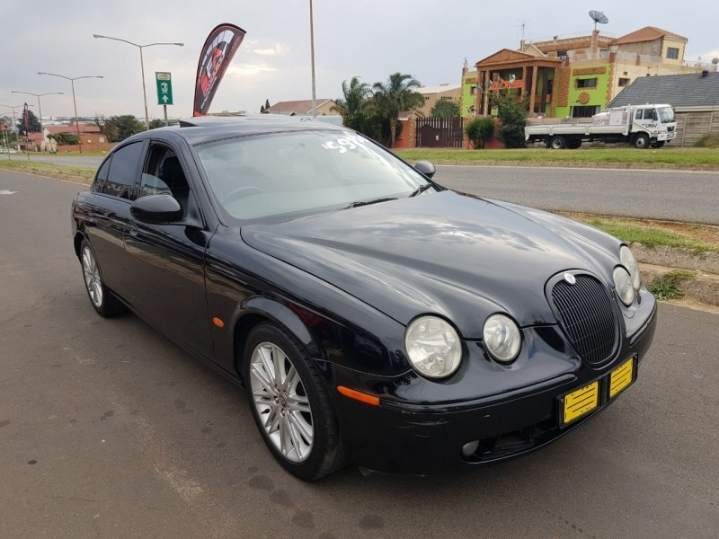 used jaguar s type cash only for sale in gauteng. Black Bedroom Furniture Sets. Home Design Ideas