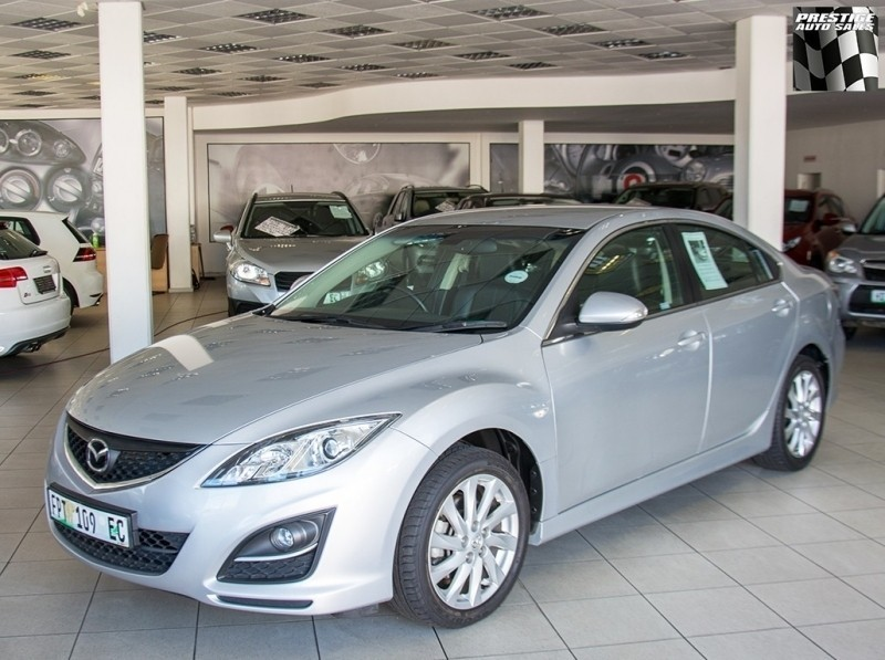 used mazda 6 mazda6 2 0l active sedan manual for sale in eastern cape id 3191087. Black Bedroom Furniture Sets. Home Design Ideas