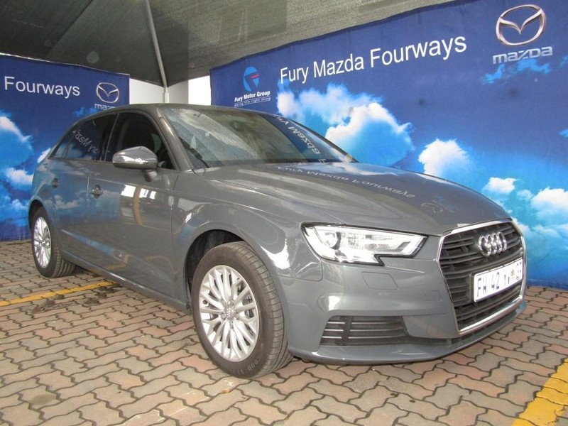 Used Audi A3 1 4t Fsi S Tronic For Sale In Gauteng Cars