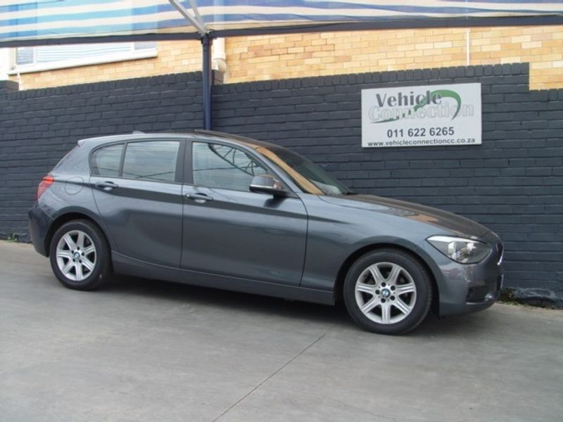 Used Bmw 1 Series 116i 5dr A T F20 For Sale In Gauteng