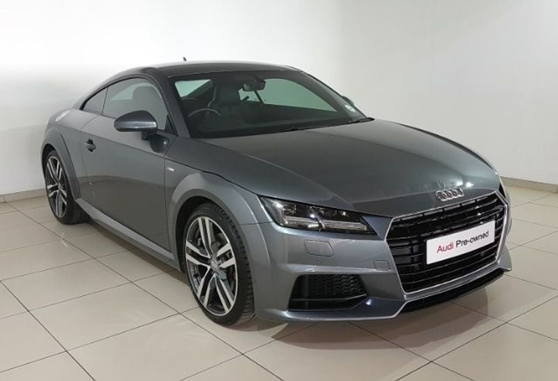used audi tt 1 8t fsi coupe stronic for sale in western cape id 3194653. Black Bedroom Furniture Sets. Home Design Ideas