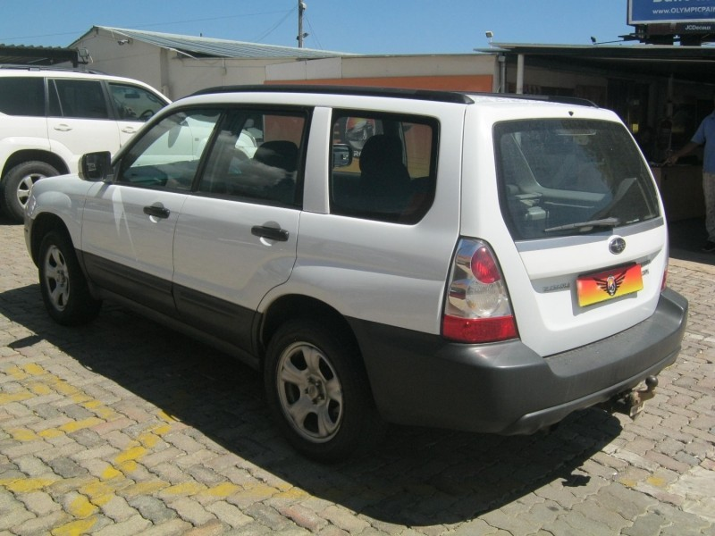 used subaru forester 2 5 x for sale in gauteng id 3195071. Black Bedroom Furniture Sets. Home Design Ideas