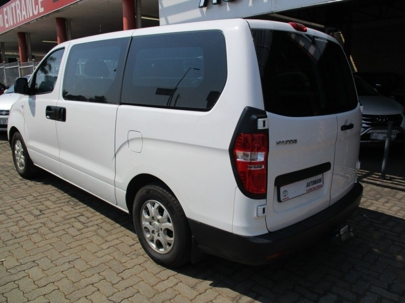 Used hyundai h1 2 5 crdi multicab a t 6 seat for sale in for Hyundai motor finance payoff phone number