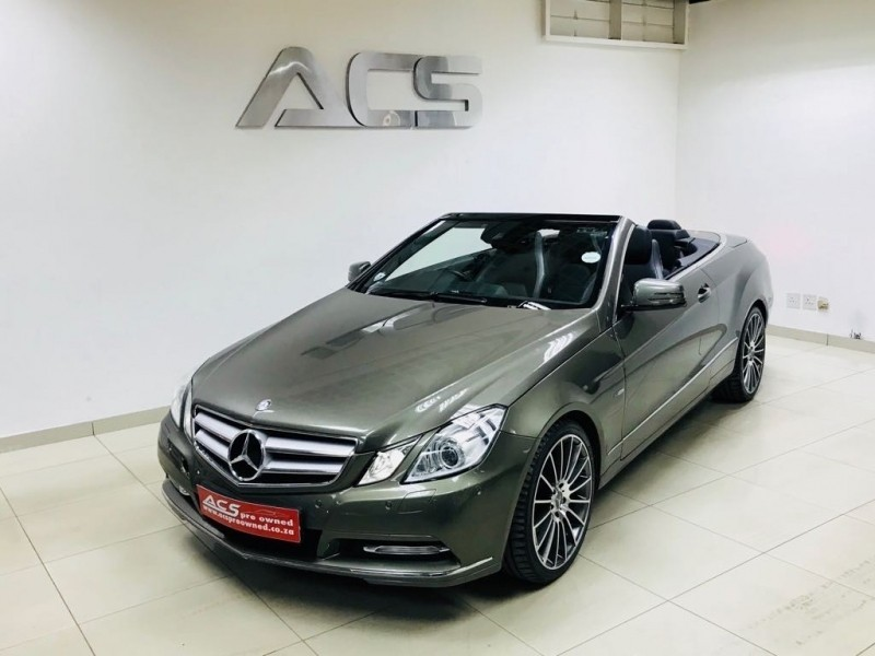Used mercedes benz e class e250 cabriolet amg 7g tronic for 2012 mercedes benz g class for sale