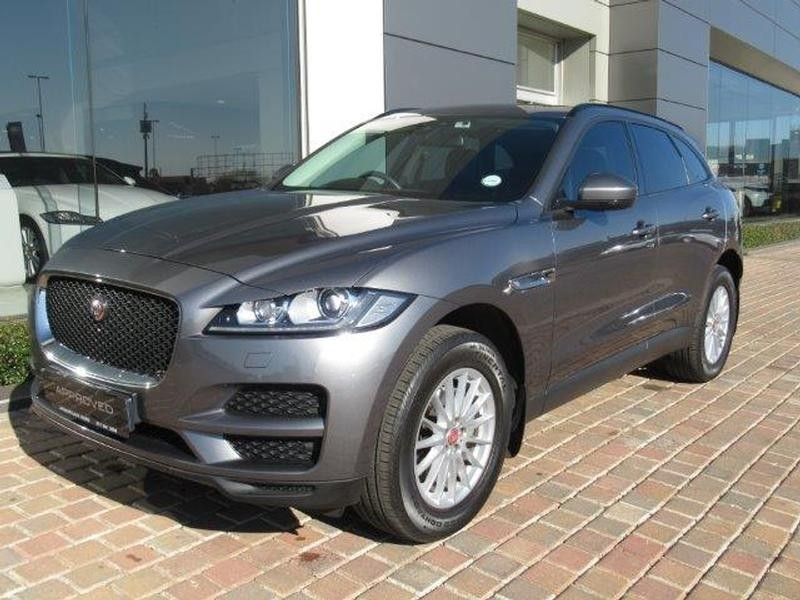 used jaguar f pace 2 0 i4d awd pure for sale in gauteng id 3197251. Black Bedroom Furniture Sets. Home Design Ideas