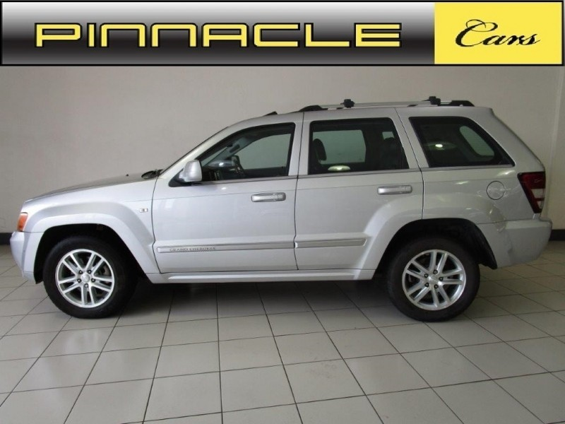 used jeep grand cherokee 3 0 v6 crd overland for sale in gauteng id 3198581. Black Bedroom Furniture Sets. Home Design Ideas