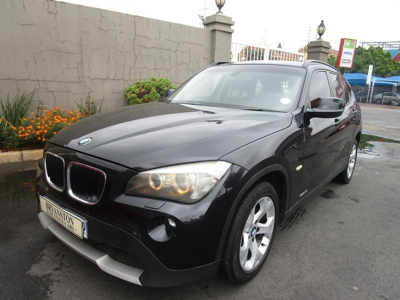 used bmw x1 sdrive18i a t for sale in gauteng. Black Bedroom Furniture Sets. Home Design Ideas