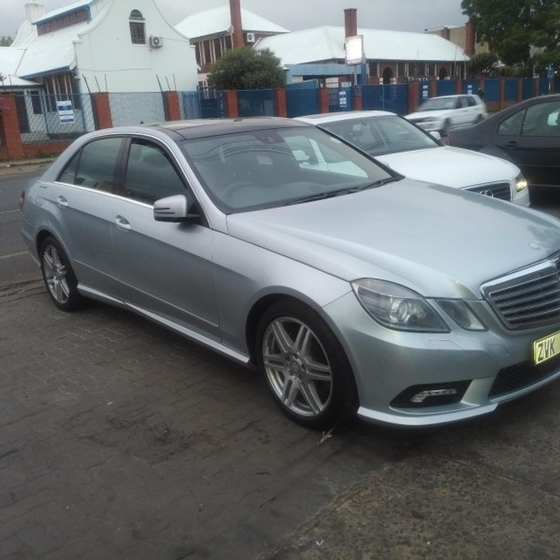 Used Mercedes Benz E Class E 300 Avantgarde For Sale In
