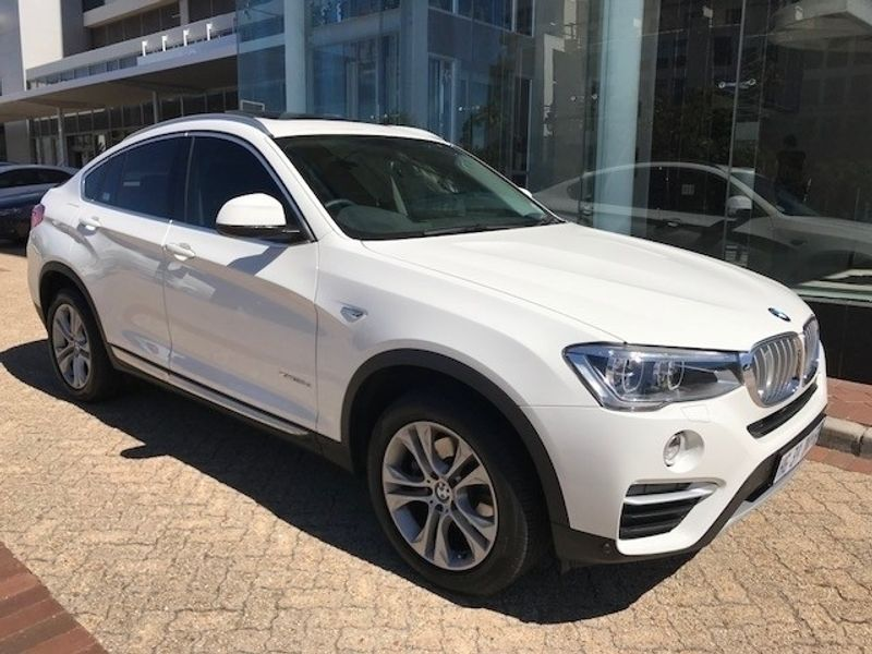 used bmw x4 xdrive20d xline for sale in western cape. Black Bedroom Furniture Sets. Home Design Ideas