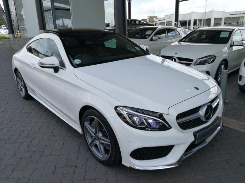 used mercedes benz c class c300 amg coupe for sale in
