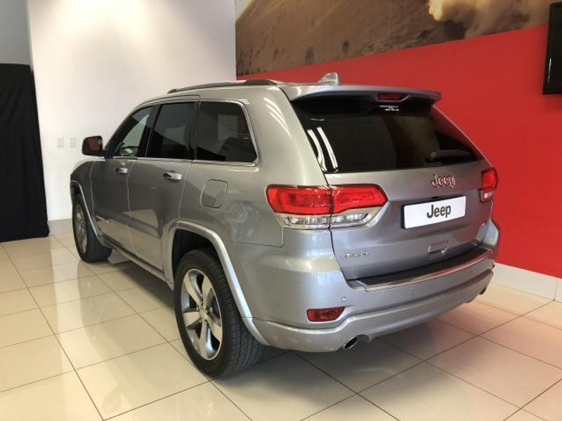 used jeep grand cherokee 3 6 overland for sale in gauteng id 3200877. Black Bedroom Furniture Sets. Home Design Ideas