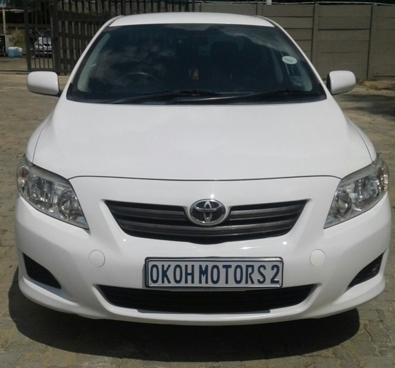 2010 Toyota Camry For Sale: Used Toyota Corolla 1.3 For Sale In Gauteng