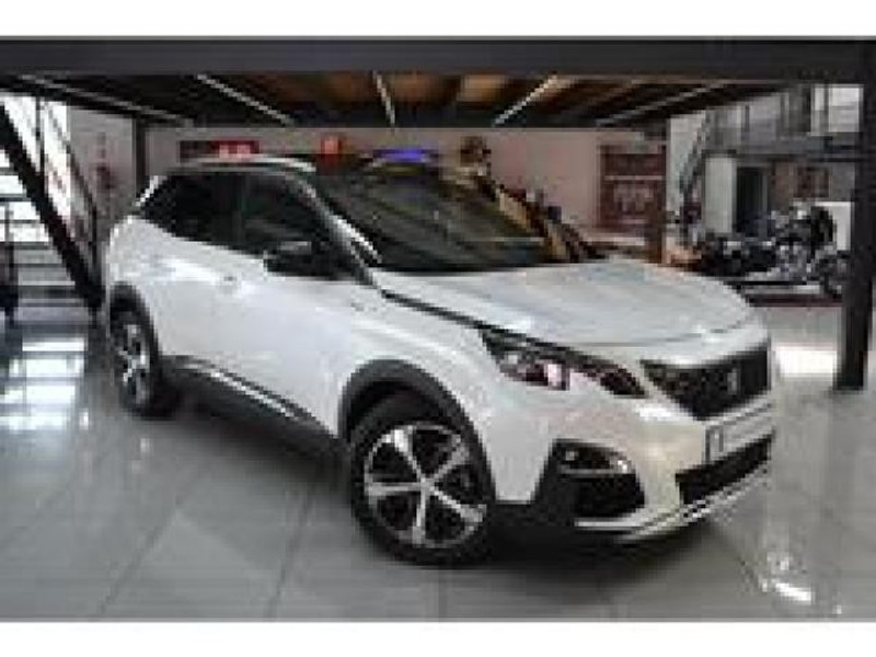 used peugeot 3008 1 6 thp gt line auto for sale in gauteng. Black Bedroom Furniture Sets. Home Design Ideas