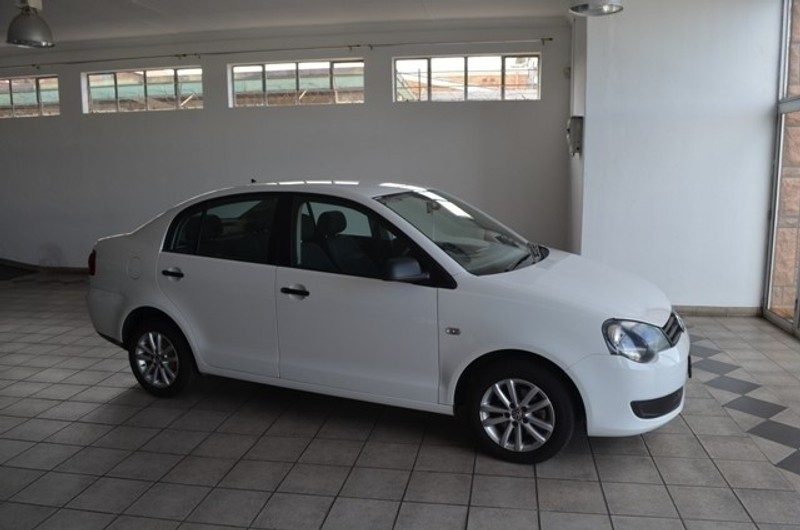 used volkswagen polo vivo 1 6 trendline for sale in gauteng id 3202017. Black Bedroom Furniture Sets. Home Design Ideas