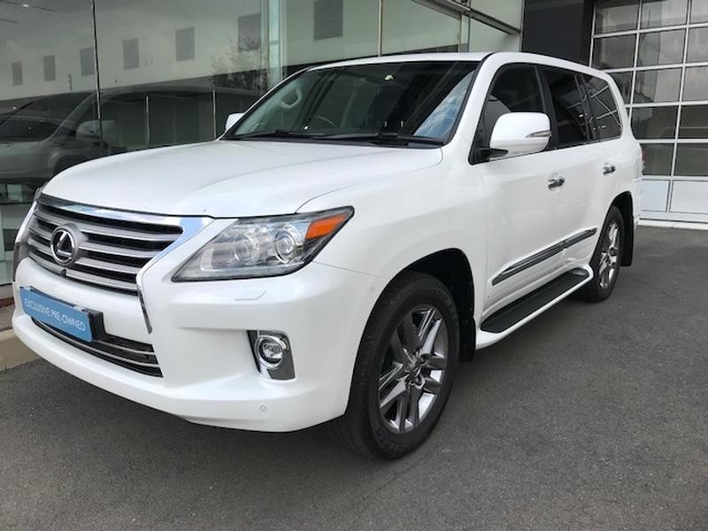 used lexus lx 570 for sale in gauteng id 3204219. Black Bedroom Furniture Sets. Home Design Ideas
