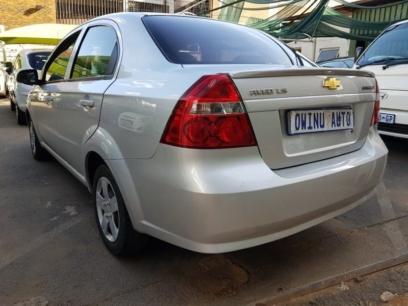 used chevrolet aveo 1 5 ls 5dr for sale in gauteng id 3205073. Black Bedroom Furniture Sets. Home Design Ideas