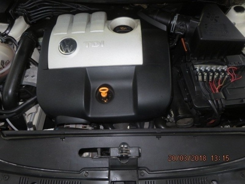 Used Volkswagen Polo 1 9 Tdi Diesel Engine 5dr For Sale