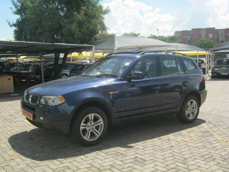 used bmw x3 for sale in gauteng id 3207357. Black Bedroom Furniture Sets. Home Design Ideas