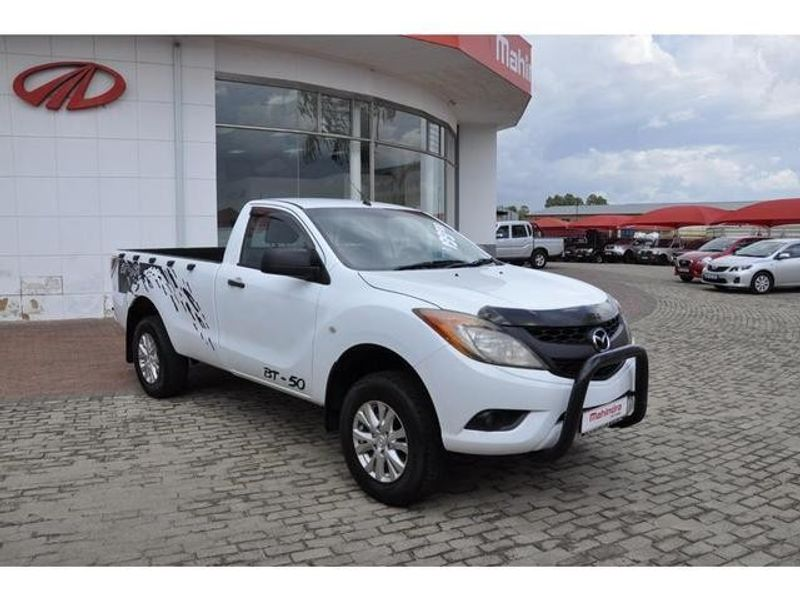 Used Mazda Bt 50 2 2 Tdi H Power Slx Bakkie Single Cab For